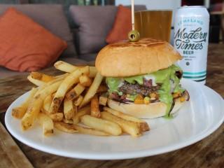 Burger and Brew at Searsucker Del Mar