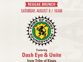 Come jam with us and tend to your case of the munchies TOMORROW with our Reggae Brunch at #Searsucker San Diego!