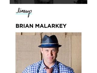 Heading to the #KAABOO festival this month? Stop by and say Hi at our #Searsucker & @HerringboneEATs booth with Chef @BrianMalarkey!