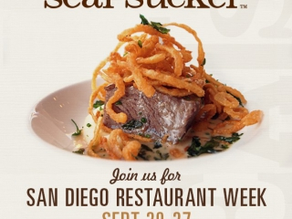 Save the date...You'll have a lot on your plate. #SDRW