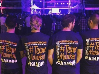 The way a team plays as a whole determines its success. You may have the greatest bunch of individual stars in the world, but if they don't play together, the club won't be worth a dime. – Babe Ruth #MotivationMonday #TeamMalarkey #TeamWorkMakesTheDreamWork #KAABOO #Searsucker #HerringboneEats